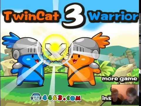 Игры на двоих, Коты близнецы 3. Дошли только до 7 уровня