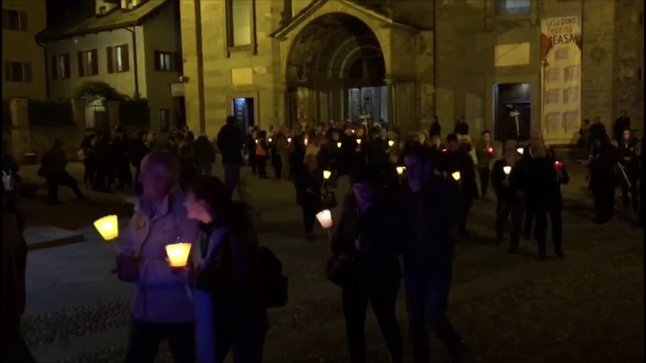 Processione eucaristica Pasqua 2019 Domodossola