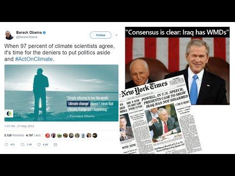"""🌡#ClimateChange """"97% Consensus"""" Part 1: Reviewing Cook et al 2013 Paper"""