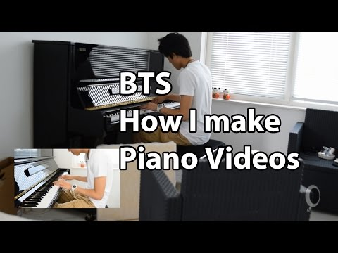 How To Make Kpop Piano Covers, Tutorials and Sheet Music