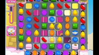 candy crush saga level  -  998  (No Booster)
