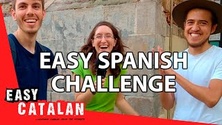 Tongue twisters challenge with Easy Spanish | Easy Catalan 3