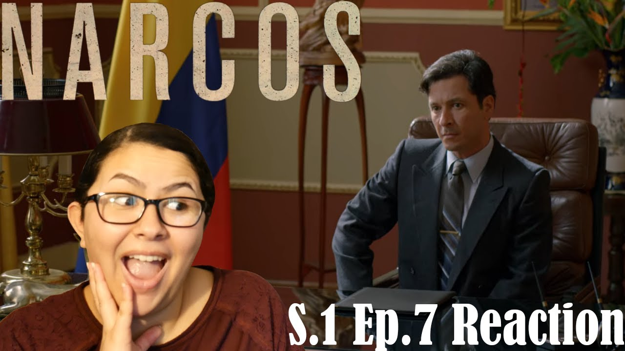 """Download Narcos Season 1 Ep.7 - """"You Will Cry Tears Of Blood"""" Reaction"""