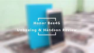 Huawei Honor Bee 4G unboxing and handson review in tamil