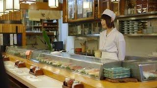 「息に本気だ」寿司屋のザ・クールは威勢良く客を迎える。客は活きのい...