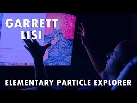 Garrett Lisi's Elementary Particle Explorer