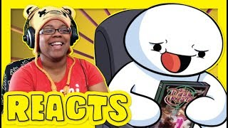 The Netflix Series That Was Also Scary for Adult James by TheOdd1sOut | Aychristene Reacts