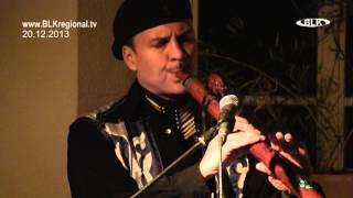 2013-12-20 Wade Fernandez Burgwerben Indian Summer Music Award Winner Menomine