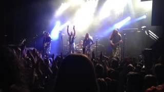 Sabaton – To Hell And Back [live San Francisco 29.04.15 @ The Warfield]