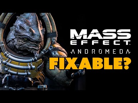 Mass Effect Andromeda FIXABLE? What's Bioware Doing About It? - The Know Game News