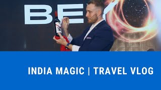 India Magic Travel Vlog | Josh Norbido Illusionist