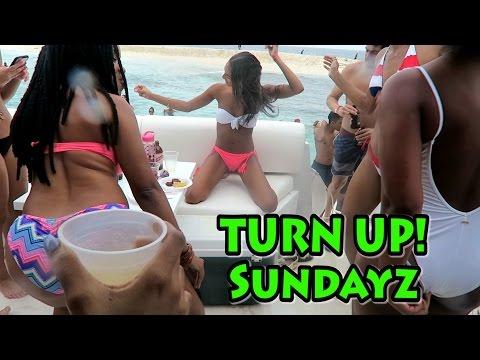 TURN UP SundayZ | Vlog #164