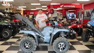 Honda Foreman w Accessories