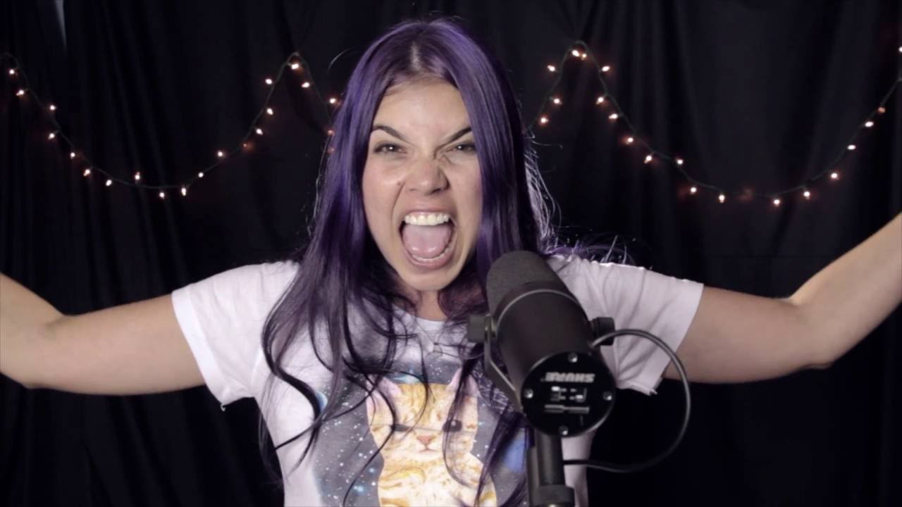 """Vampira"" - Devin Townsend Band ACOUSTIC COVER by Tricia Fitz"