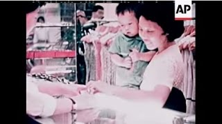 Life in Taiwan in the early 1970s