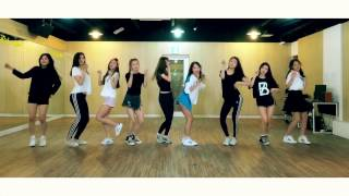 gugudan 구구단 나 같은 애 a girl like me x wonderland dance practice video