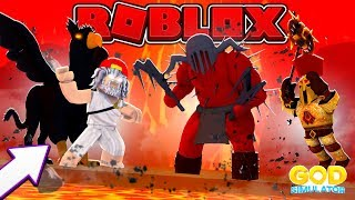 ROBLOX - GOD SIMULATOR, BUYING THE BEST PET IN THE GAME!!