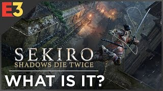 Dark Souls Meets SAMURAI in Sekiro: Shadows Die Twice | Polygon @ E3 2018