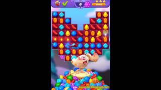 Candy Crush Friends Saga Level 72 (3 stars, No boosters)