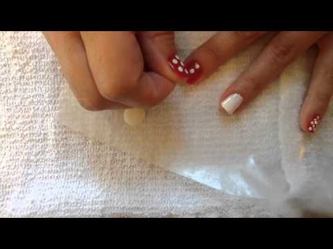 Avon Makeup Maven Video Submission Holiday Cheer Nail Art Youtube