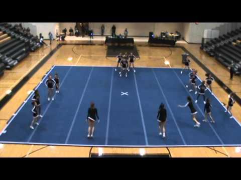 2015 West Jackson Middle School Cheerleading