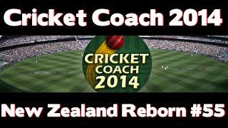 Cricket Coach 2014 - New Zealand Reborn #55