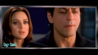 Shahrukh Khan & Preity Zinta - Я тебе не верю (Никогда не говори Прощай - Kabhi Alvida Naa Kehna)
