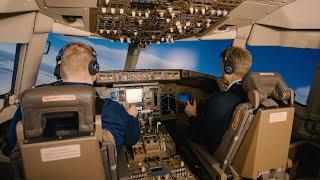 Behind the scenes at Icelandair: Training and maintenance   Icelandair