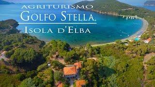 isola d'Elba Spiaggia di Margidore - Golfo Stella Agriturismo - Video Promozionale 4K