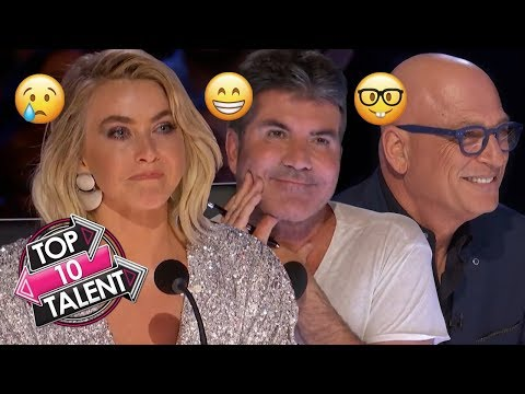 TOP 10 America's Got Talent MOST VIEWED