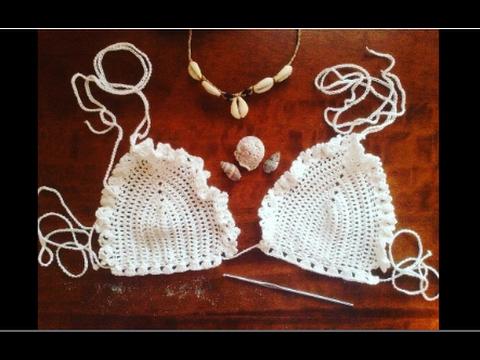 Come Fare Un Triangolo Alluncinetto Tutu Kini 10 Crochet A
