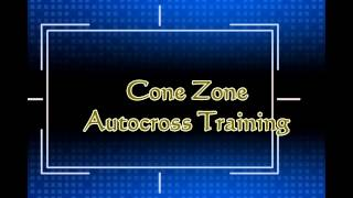PPIR Cone Zone Autocross Training May 02 2015