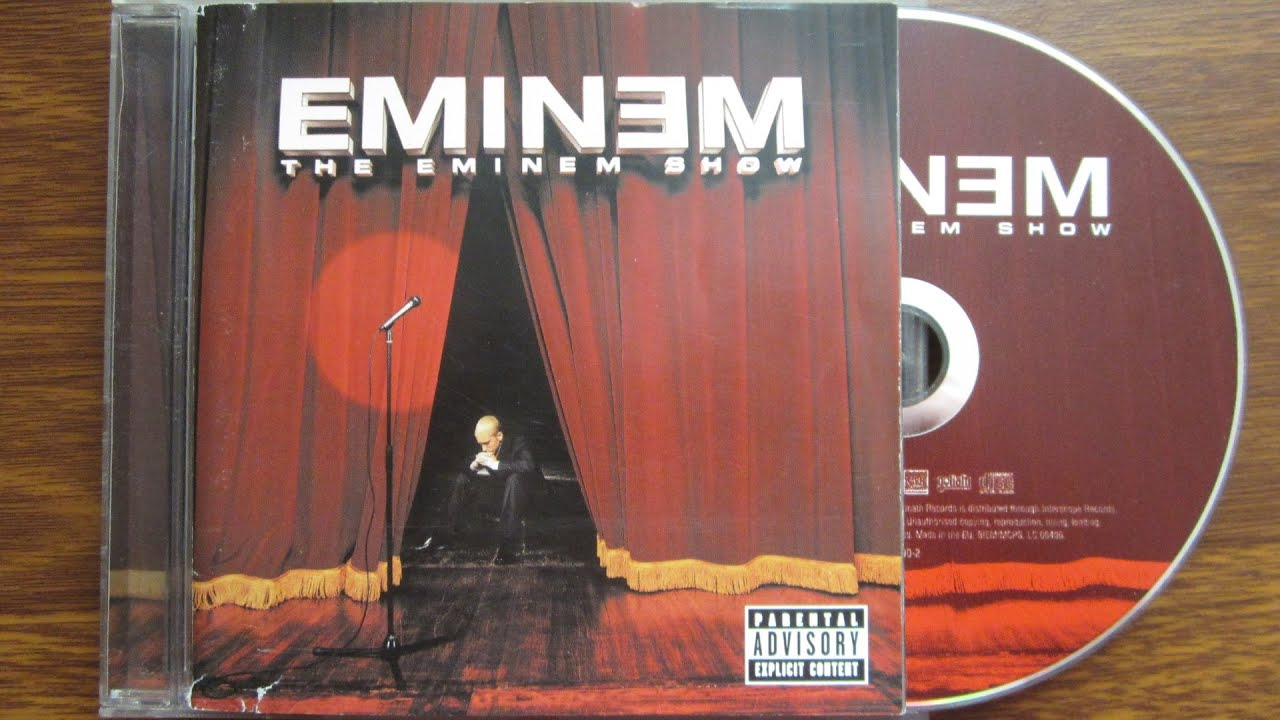 The Eminem Show Album Cover | www.pixshark.com - Images ...