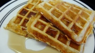 Bacon And Cheese Waffles- With Yoyomax12