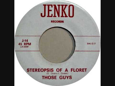 Those Guys - Stereopsis of a floret