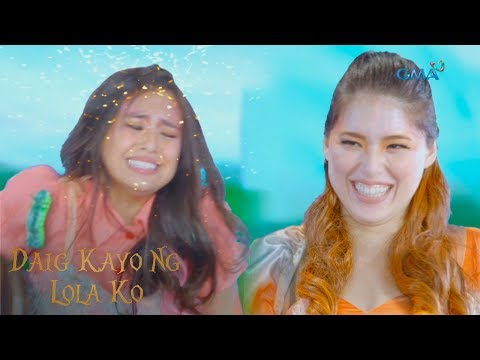 Daig Kayo Ng Lola Ko: Winona and Winslet's petty fight