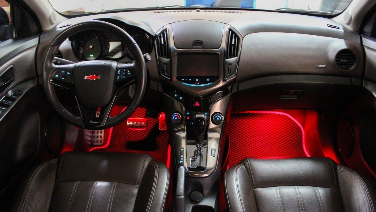 Тюнинг салона | Chevrolet cruze #20