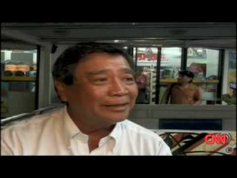 Electric Jeepney -  Going Green in Manila