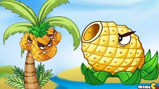 Plants Vs Zombies 2 Online - New Plant Golden Pineapple Unlocked!