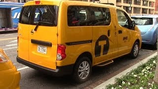 Nissan NV200 Taxi Road Test & Review by Drivin' Ivan