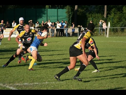 Rugby Fédérale 1 RCT vs SOC