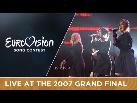 Serebro - Song # 1 (Russia) Live 2007 Eurovision Song Contest