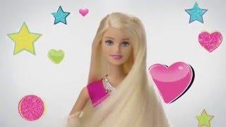 Barbie Glitter Hair / BARBIE TRBLIETAVÉ VLASY - CLG18 - SK