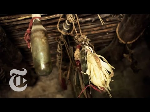 World: Mysteries Woven Into Peru's Past | The New York Times