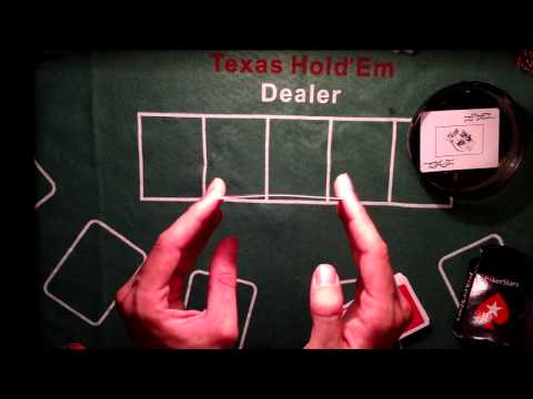 Обзор покерных карт Poker Stars (100% пластик)