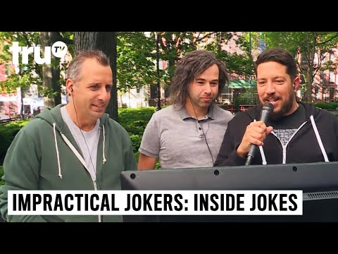 Impractical Jokers: Inside Jokes - Q's Urban Dating Podcast | TruTV