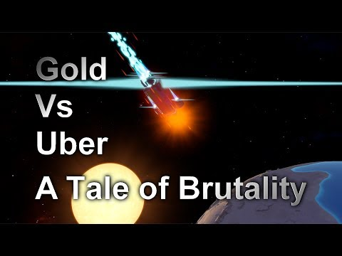 Gold Vs Uber | A Tale of Brutality | Quitch vs BulletSponge | PA 488