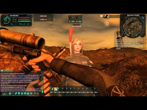 Fallen Earth – Spannendes PvP Gameplay (german)