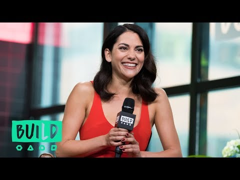 Inbar Lavi Is Very Excited For The Second Season Of