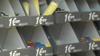 Rebajas Alcampo, масса нужных вещей по 1 евро в Алькампо, у вас также?, блогер Сергей Езовский